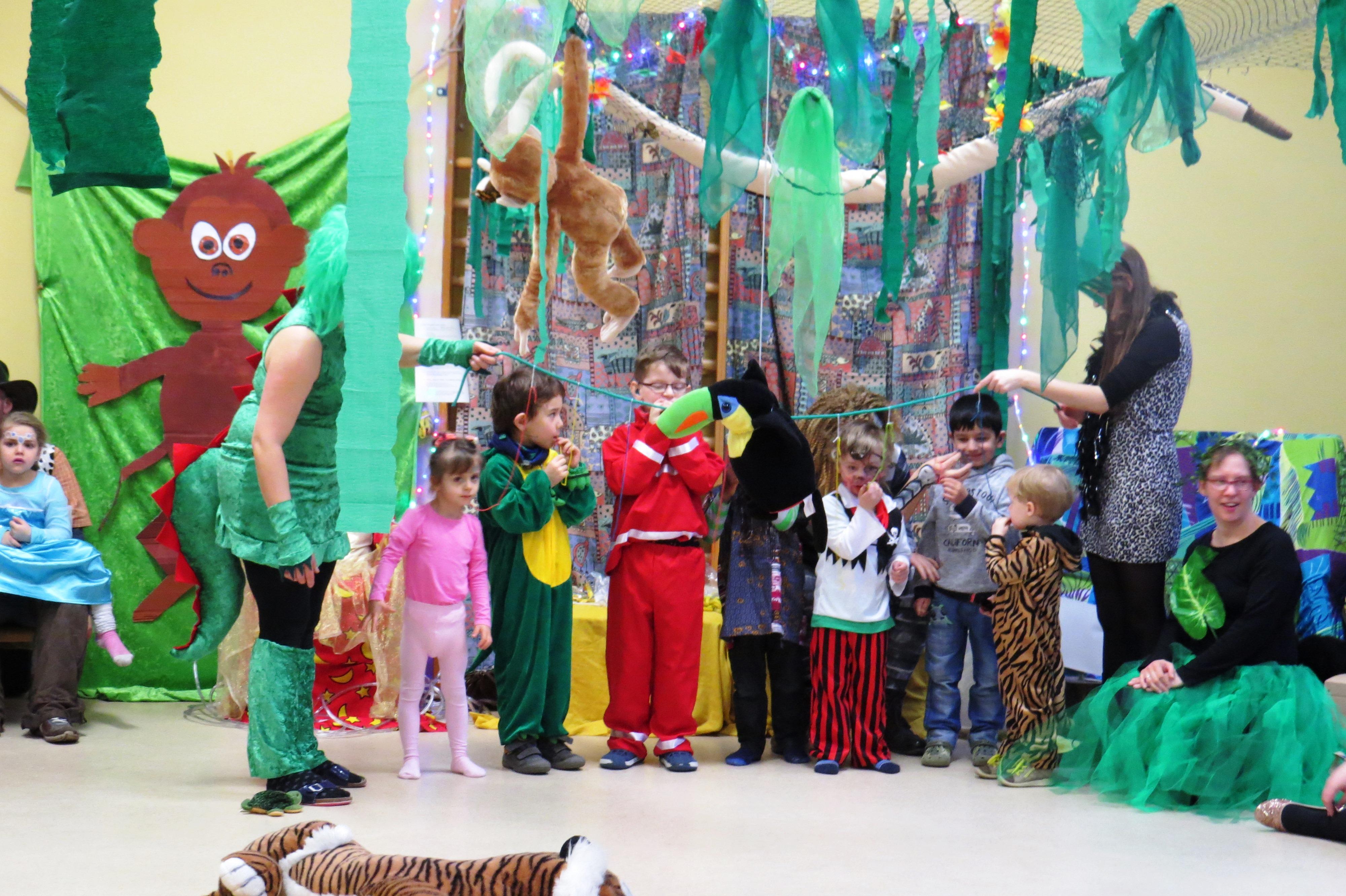 Karneval 2017 Lvr Johann Joseph Gronewald Schule